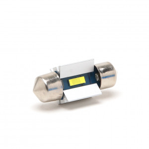LED Soffitte C5W 31mm 1x 2055 SMD Weiß 100 % Canbus