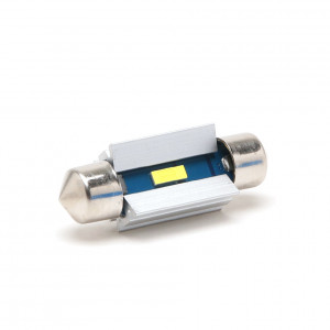 LED Soffitte C5W 36mm 1x 2055 SMD Weiß 100 % Canbus