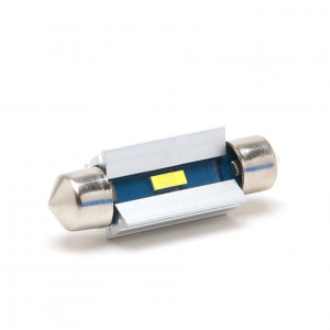 LED Soffitte C5W 39mm 1x 2055 SMD Weiß 100 % Canbus